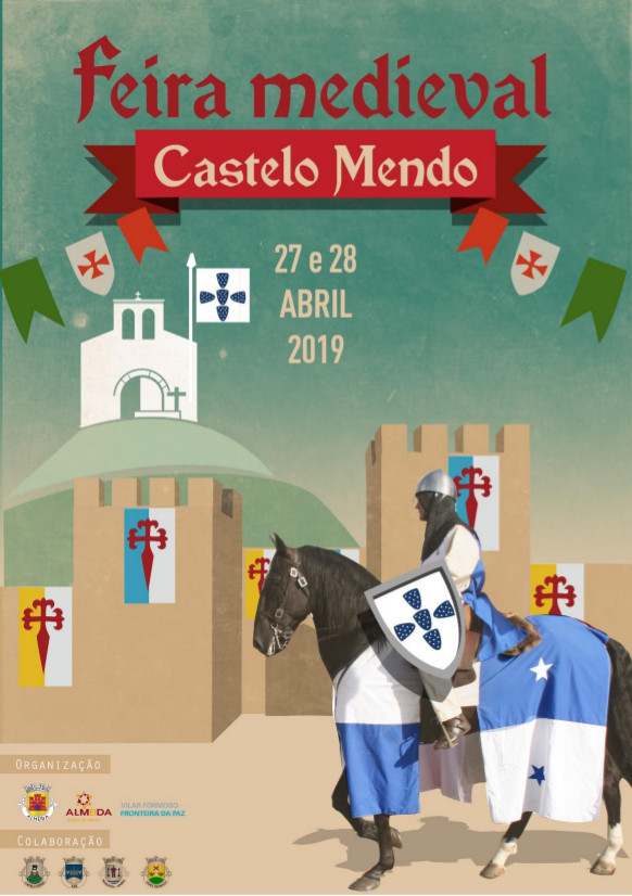 Feira Medieval de Castelo Mendo 2019